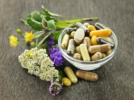 herbs-pills
