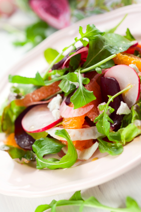 Tangy Beet & Fennel Salad