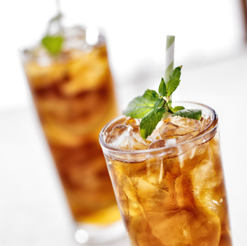 Iced Herb Tea