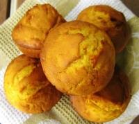 Mango Raisin Muffins